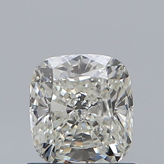 0.82 Carat Cushion Loose Diamond, I, VS1, Ideal, GIA Certified