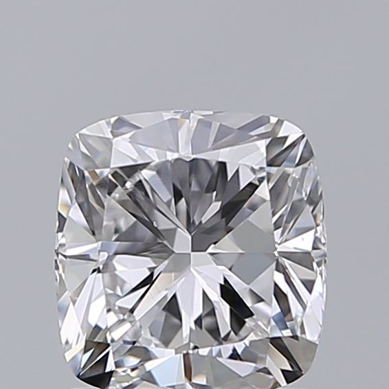 1.00 Carat Cushion Loose Diamond, D, VS2, Excellent, GIA Certified