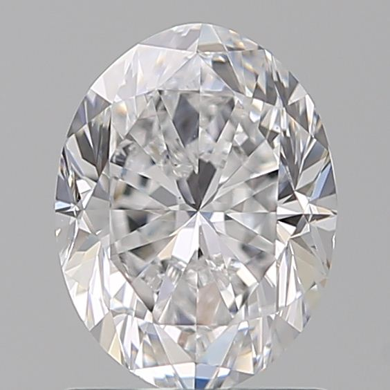 1.20 Carat Oval Loose Diamond, D, VS1, Excellent, GIA Certified