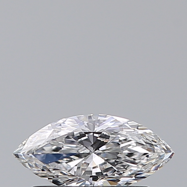 0.35 Carat Marquise Loose Diamond, D, VS1, Ideal, GIA Certified