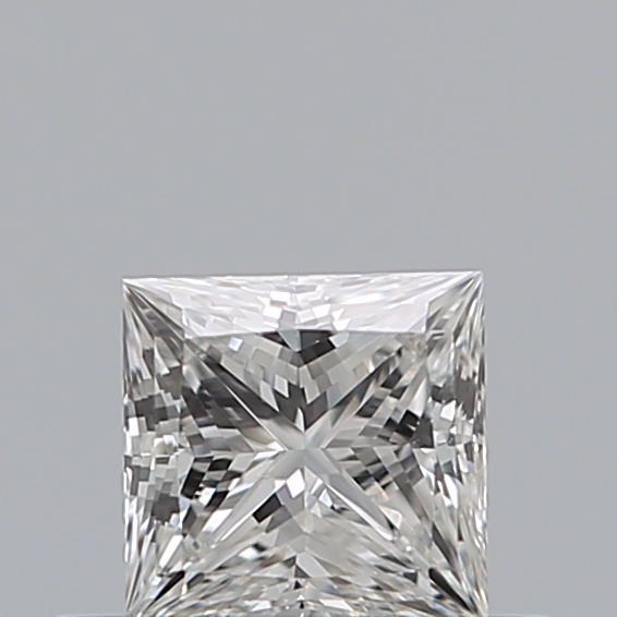 0.32 Carat Princess Loose Diamond, F, VS2, Ideal, GIA Certified