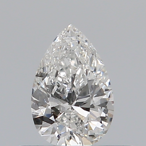 0.32 Carat Pear Loose Diamond, G, VS2, Very Good, GIA Certified