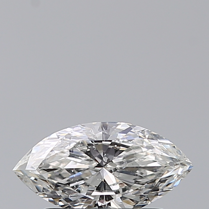 0.50 Carat Marquise Loose Diamond, G, SI2, Ideal, GIA Certified