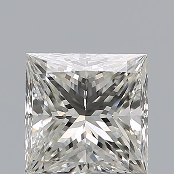 0.70 Carat Princess Loose Diamond, I, VS1, Super Ideal, GIA Certified