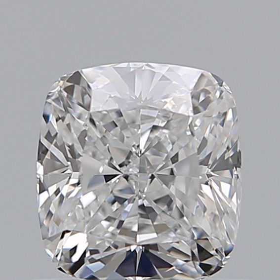 0.80 Carat Cushion Loose Diamond, D, VS1, Ideal, GIA Certified