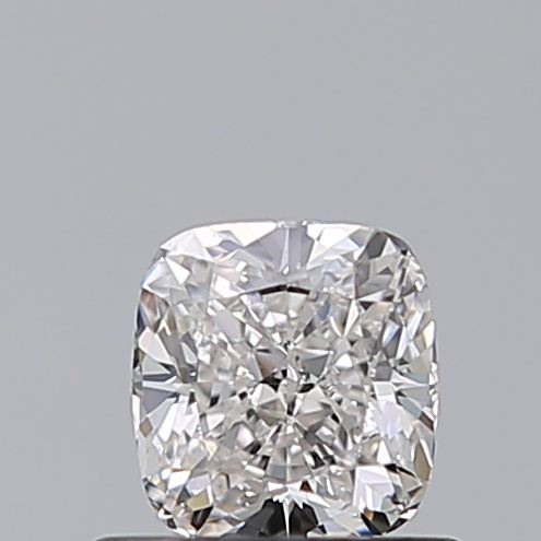 0.55 Carat Cushion Loose Diamond, G, VS2, Super Ideal, GIA Certified