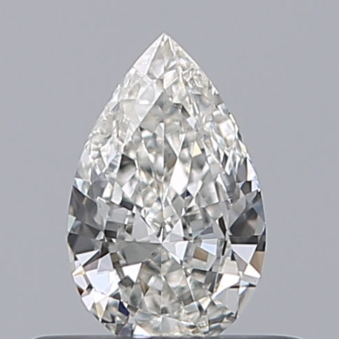0.32 Carat Pear Loose Diamond, H, VS1, Excellent, GIA Certified
