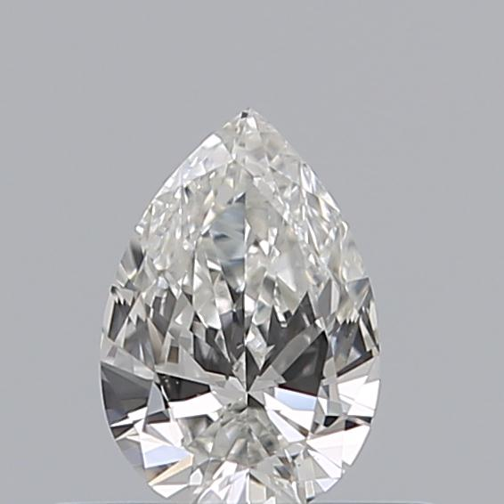 0.30 Carat Pear Loose Diamond, F, VS2, Ideal, GIA Certified | Thumbnail