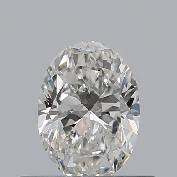 0.32 Carat Oval Loose Diamond, G, VS2, Excellent, GIA Certified