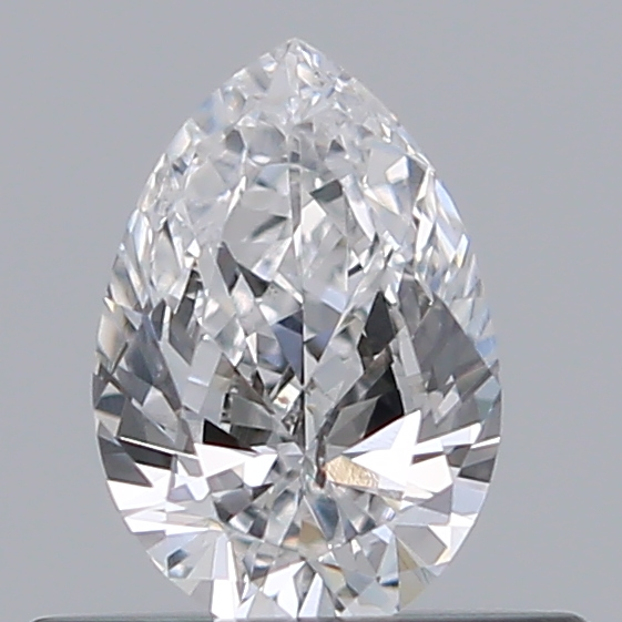 0.33 Carat Pear Loose Diamond, E, SI2, Excellent, GIA Certified