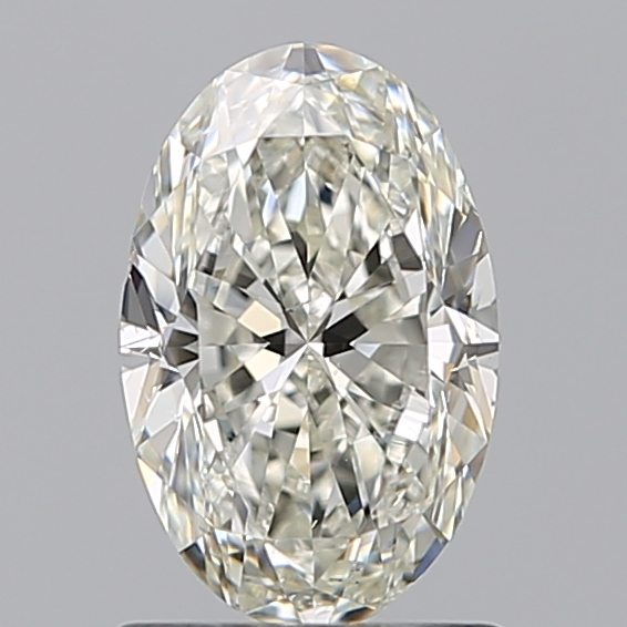1.20 Carat Oval Loose Diamond, I, SI1, Ideal, GIA Certified