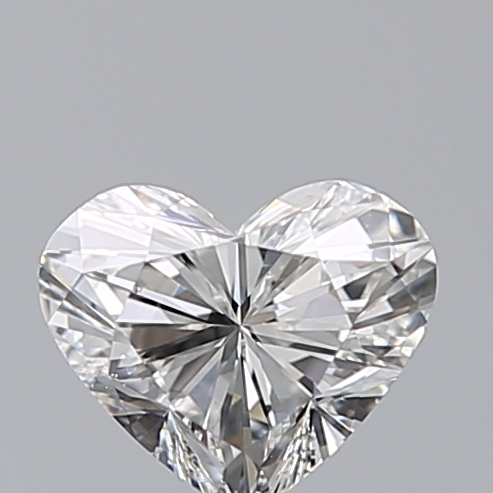 0.50 Carat Heart Loose Diamond, G, VS2, Super Ideal, GIA Certified | Thumbnail