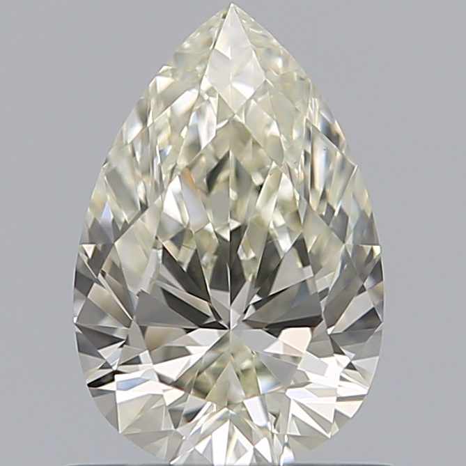 0.75 Carat Pear Loose Diamond, M, VS1, Super Ideal, GIA Certified | Thumbnail