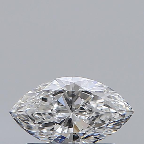 0.50 Carat Marquise Loose Diamond, E, IF, Super Ideal, GIA Certified