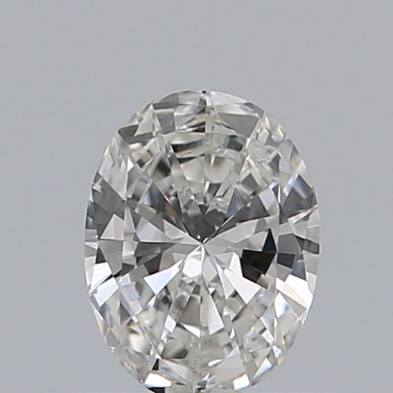 0.30 Carat Oval Loose Diamond, F, VVS1, Excellent, GIA Certified