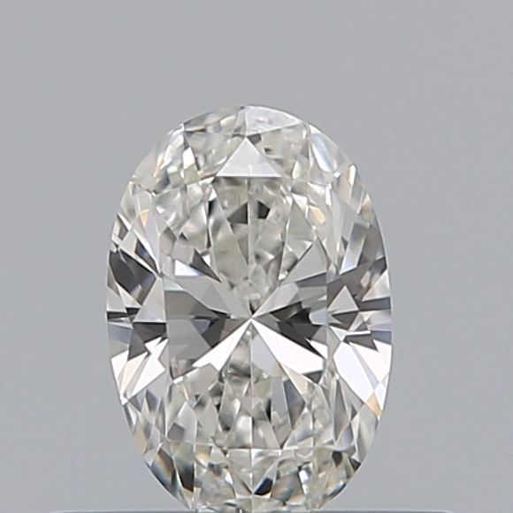 0.33 Carat Oval Loose Diamond, G, VVS1, Excellent, GIA Certified