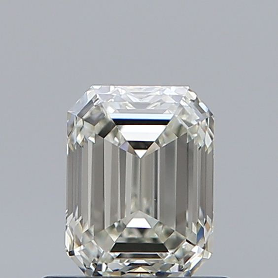 0.72 Carat Emerald Loose Diamond, K, VS1, Excellent, GIA Certified
