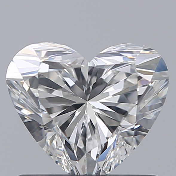 0.70 Carat Heart Loose Diamond, G, VS2, Super Ideal, GIA Certified | Thumbnail
