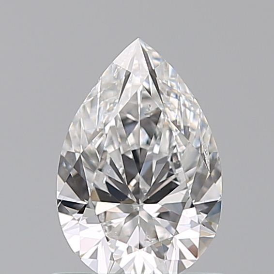 0.72 Carat Pear Loose Diamond, E, SI2, Super Ideal, GIA Certified