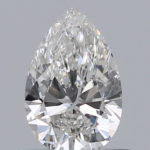 0.50 Carat Pear Loose Diamond, G, SI1, Super Ideal, GIA Certified