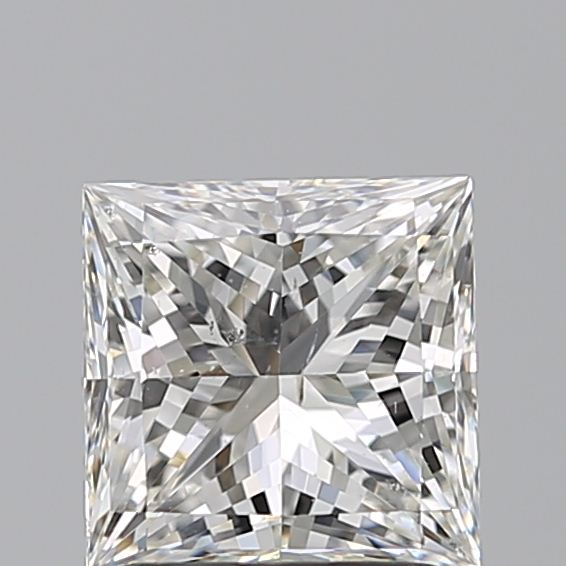 1.70 Carat Princess Loose Diamond, H, SI1, Super Ideal, GIA Certified