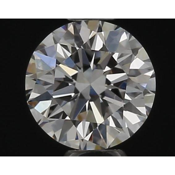 0.30 Carat Round Loose Diamond, D, IF, Super Ideal, GIA Certified