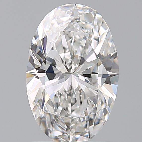 1.21 Carat Oval Loose Diamond, E, VS2, Super Ideal, GIA Certified