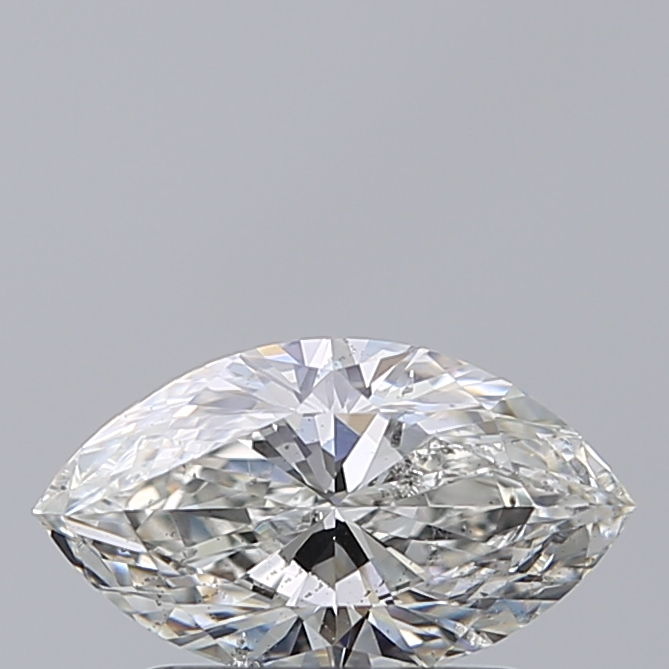 0.73 Carat Marquise Loose Diamond, G, SI2, Super Ideal, GIA Certified