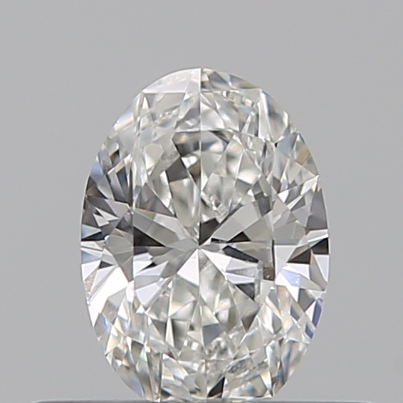 0.30 Carat Oval Loose Diamond, G, SI1, Excellent, GIA Certified