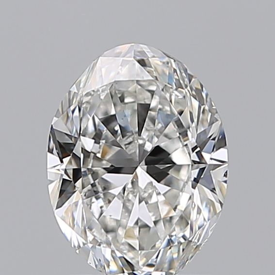 1.20 Carat Oval Loose Diamond, F, VS2, Ideal, GIA Certified