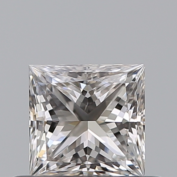 0.41 Carat Princess Loose Diamond, H, VVS2, Super Ideal, GIA Certified | Thumbnail