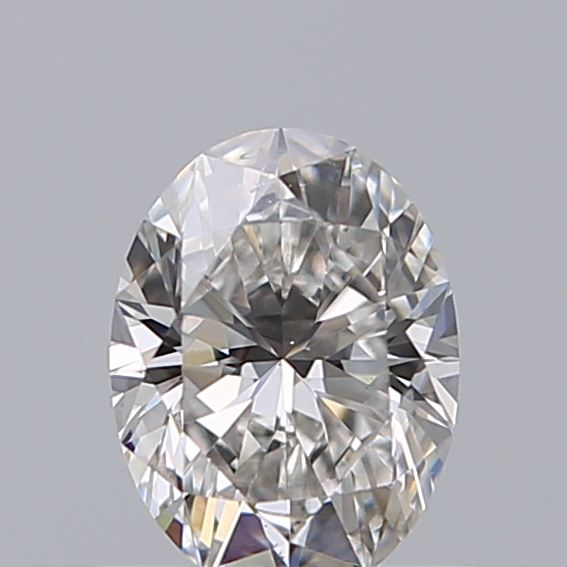 0.41 Carat Oval Loose Diamond, G, VS2, Super Ideal, GIA Certified