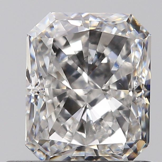 0.70 Carat Radiant Loose Diamond, G, VS2, Ideal, GIA Certified