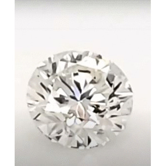 1.32 Carat Round Loose Diamond, J, SI1, Super Ideal, GIA Certified