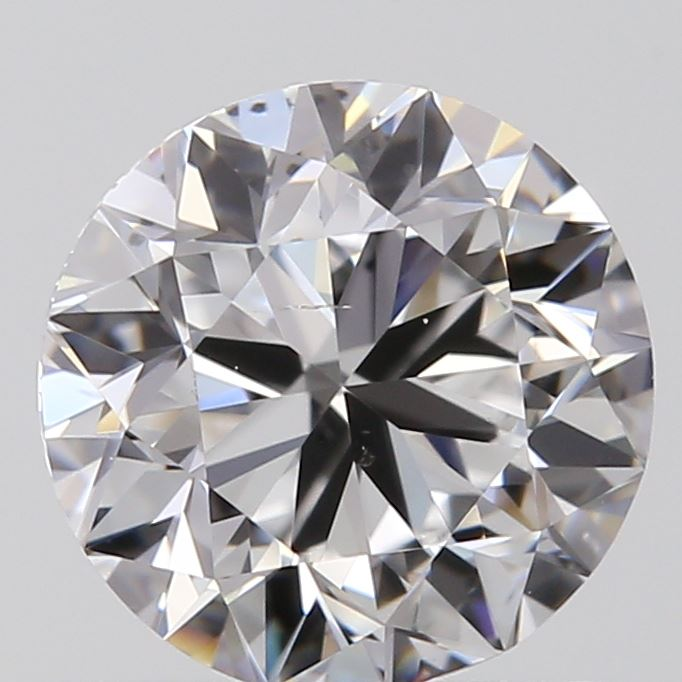 0.80 Carat Round Loose Diamond, D, SI1, Excellent, GIA Certified