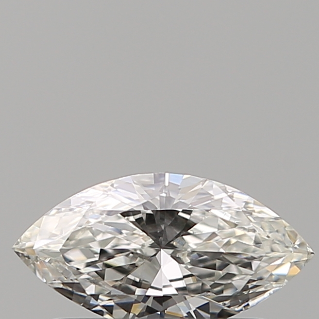 0.32 Carat Marquise Loose Diamond, H, VVS2, Excellent, GIA Certified