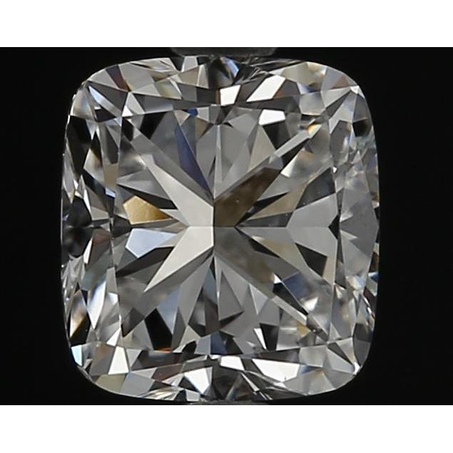 1.02 Carat Cushion Loose Diamond, E, VS1, Good, GIA Certified