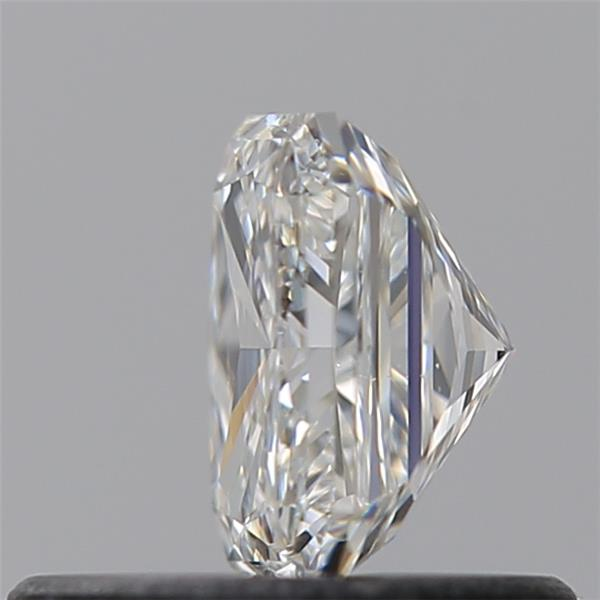 0.50 Carat Radiant Loose Diamond, G, VS1, Super Ideal, GIA Certified