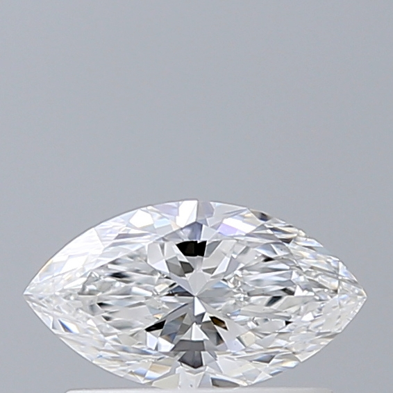 0.40 Carat Marquise Loose Diamond, D, VS1, Super Ideal, GIA Certified | Thumbnail