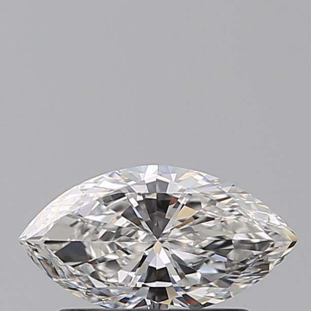 0.50 Carat Marquise Loose Diamond, F, VS1, Ideal, GIA Certified