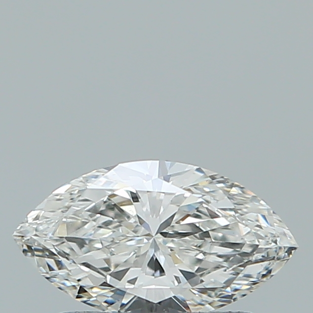 0.50 Carat Marquise Loose Diamond, G, SI1, Ideal, GIA Certified