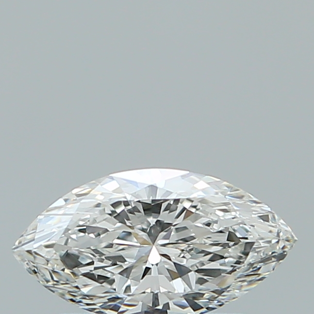 0.52 Carat Marquise Loose Diamond, F, VS1, Super Ideal, GIA Certified