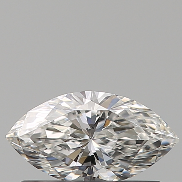 0.31 Carat Marquise Loose Diamond, F, VVS2, Ideal, GIA Certified