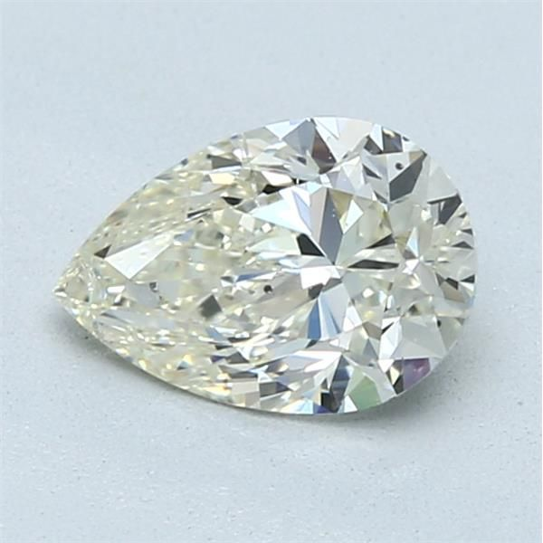1.01 Carat Pear Loose Diamond, M, SI2, Excellent, GIA Certified