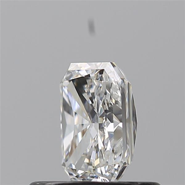 0.60 Carat Radiant Loose Diamond, F, VVS1, Super Ideal, GIA Certified | Thumbnail
