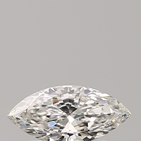 0.40 Carat Marquise Loose Diamond, G, VVS2, Excellent, GIA Certified