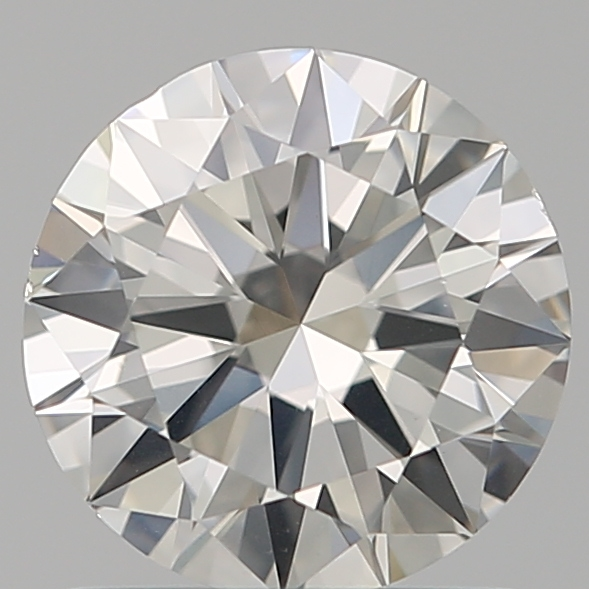 1.00 Carat Round Loose Diamond, I, SI1, Excellent, GIA Certified