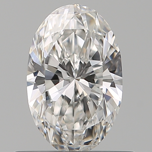 0.51 Carat Oval Loose Diamond, E, VVS2, Super Ideal, GIA Certified | Thumbnail