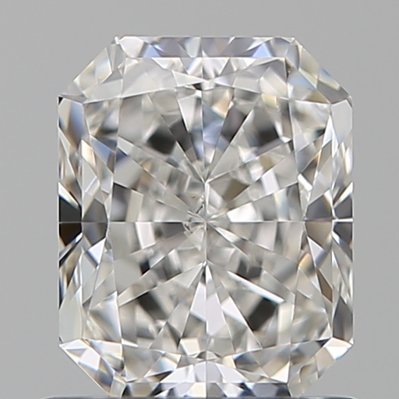1.01 Carat Radiant Loose Diamond, G, VS2, Super Ideal, GIA Certified