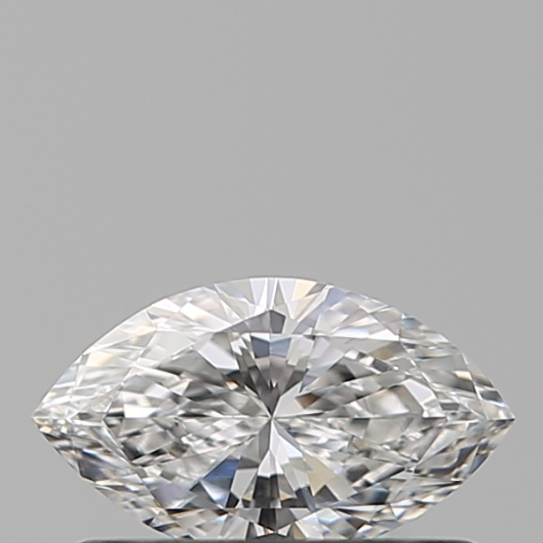 0.31 Carat Marquise Loose Diamond, D, VVS2, Ideal, GIA Certified